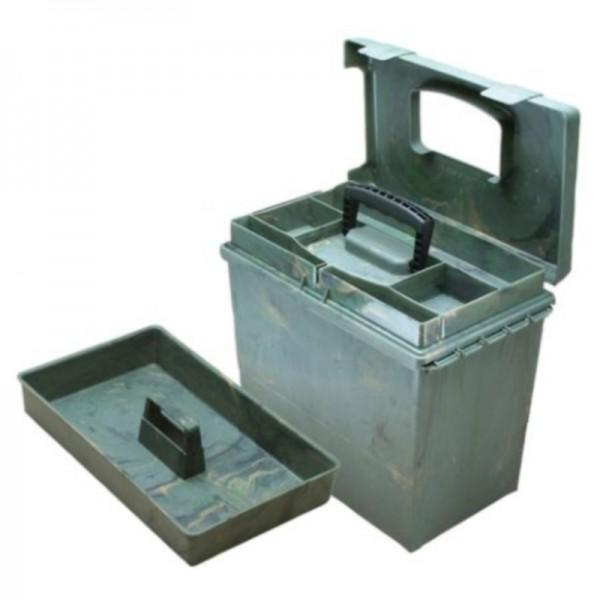 MTM Sportsmans Plus Utility Dry Box Camo