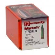 Hornady 270 110gr BTHP Match Box