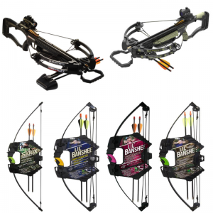 Crossbows and Bows