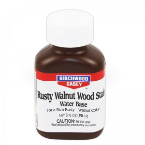 BC Rusty walnut stain