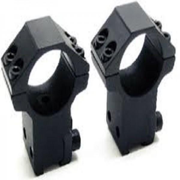 Leapers Accushot Mounts 2-Piece Medium 30mm