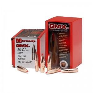 Hornady 308 150gr GMX Box