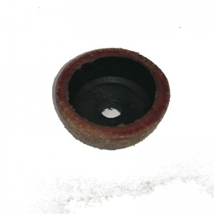 Leather Piston Seal side