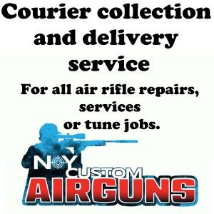 NY Customs courier